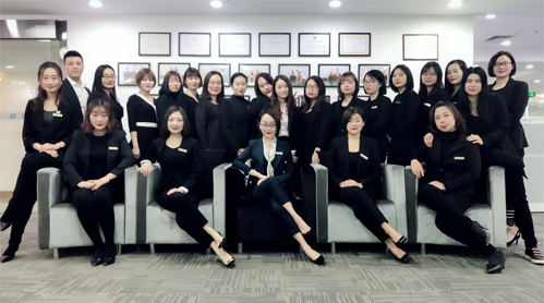 武汉移民公司员工风采