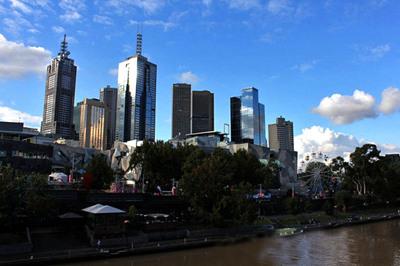 环球澳洲登陆客户对墨尔本一见倾