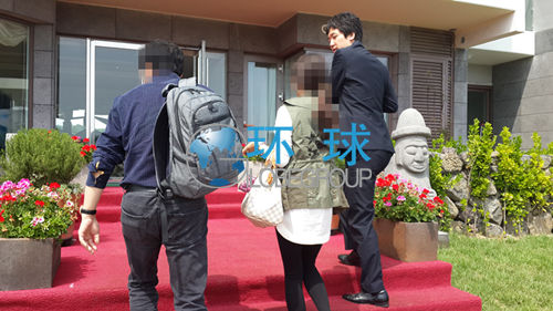 环球韩国客户购房记之说走就走的