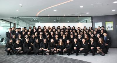 广州移民公司员工风采