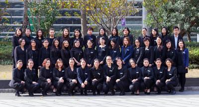 南京移民公司员工风采