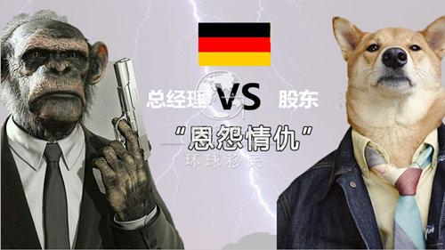 德国权力结构图