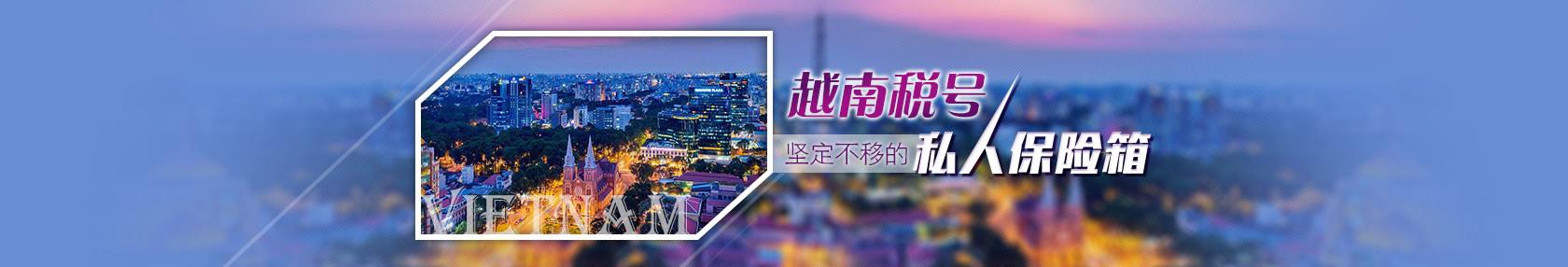 【个人税号】越南税号坚定不移的私人保险箱