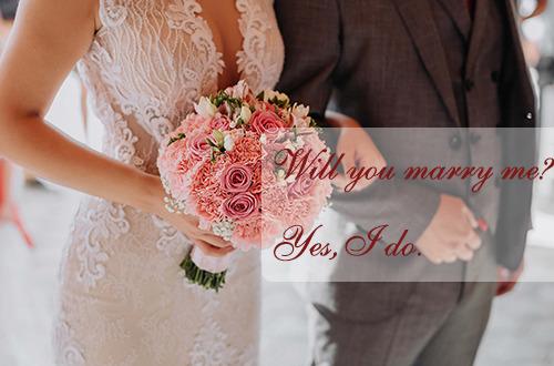 选择美国远程结婚的人,到底有多幸福